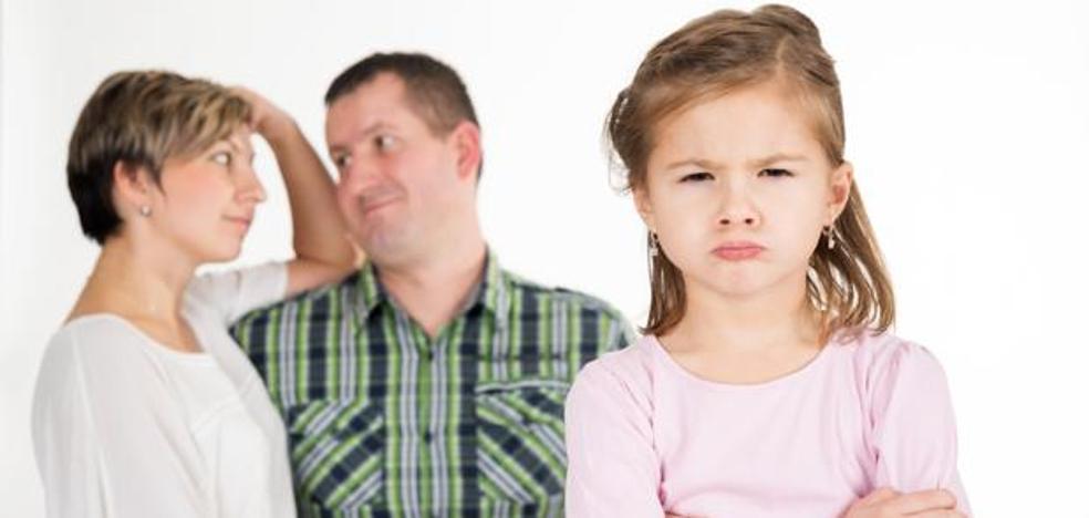 """""""Si queréis ser malos padres dad todo a vuestros hijos o no les deis nada"""""""