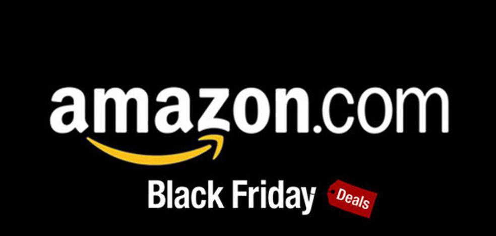 Las ofertas de Amazon para Black Friday ya están abiertas