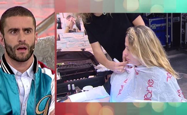 Brutal discusión en 'Cámbiame' entre Pelayo y Natalia y una concursante