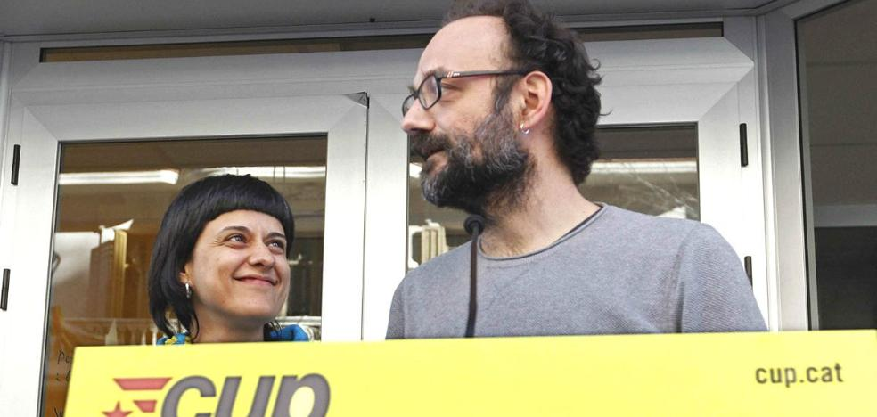 La CUP ve posible sumar a Fachin si asume un programa «independentista y rupturista»
