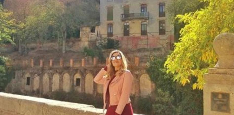 El bello reportaje de Granada de una bloguera de viajes que arrasa en Instagram
