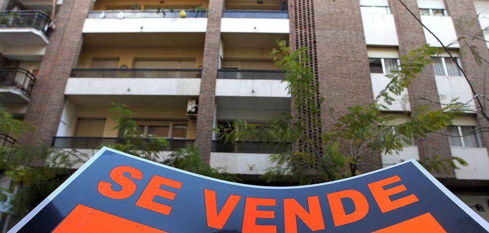La compraventa de viviendas modera su crecimiento al 11% en septiembre y suma cinco meses de alzas