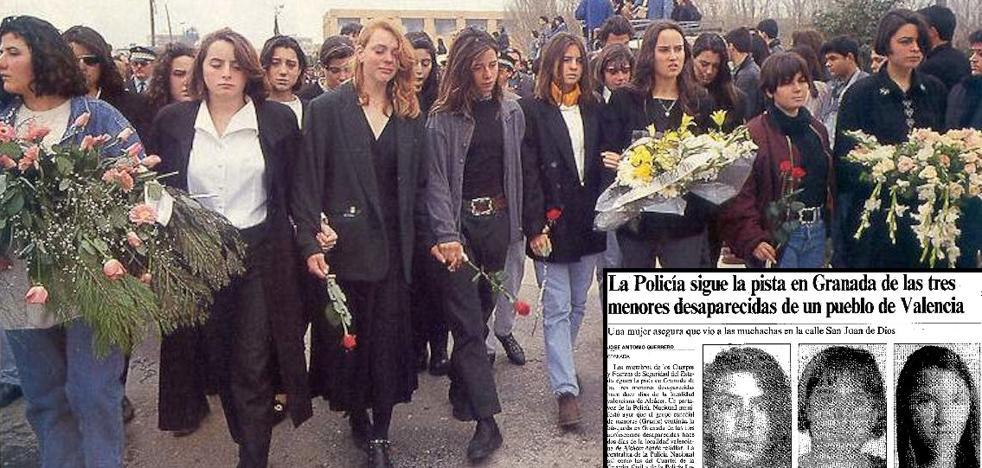 La hipótesis que situó a las niñas de Alcàsser en Granada: «Conozco esas caras...»