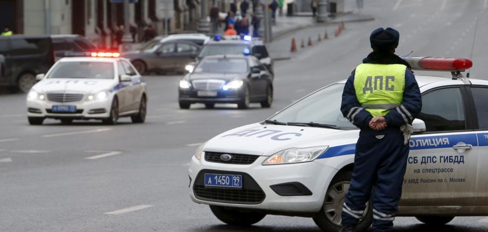 Un borracho se cae de un 9º piso, llama a la Policía y se olvida de lo que ha pasado