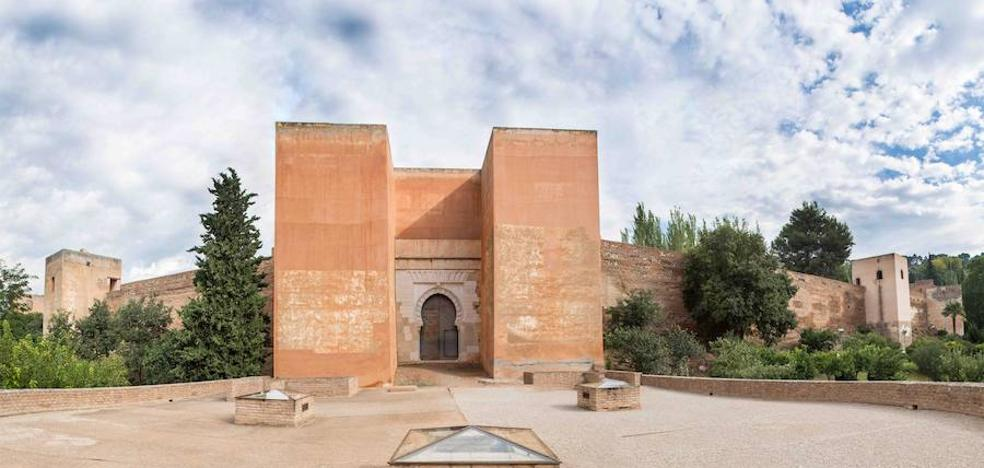 La Alhambra abre al público en noviembre la Puerta de los Siete Suelos