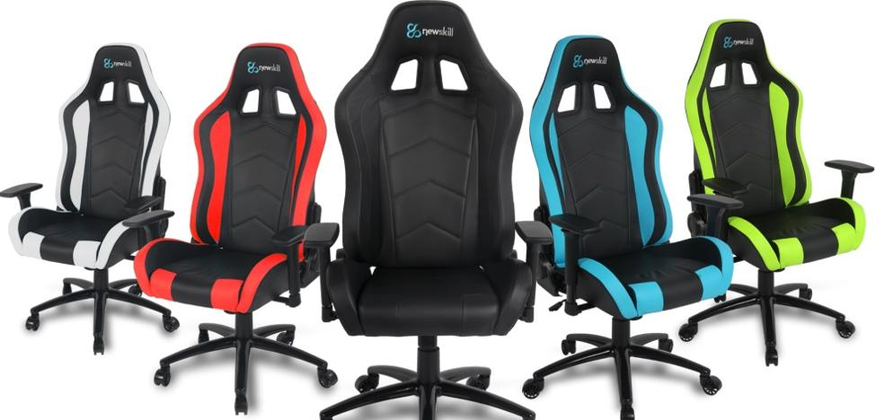 3 aspectos para elegir la mejor silla gaming el Black Friday