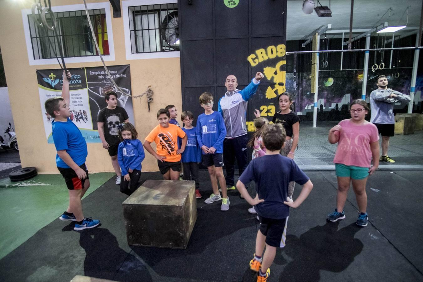 El crossfit, una fórmula divertida para combatir el sedentarismo
