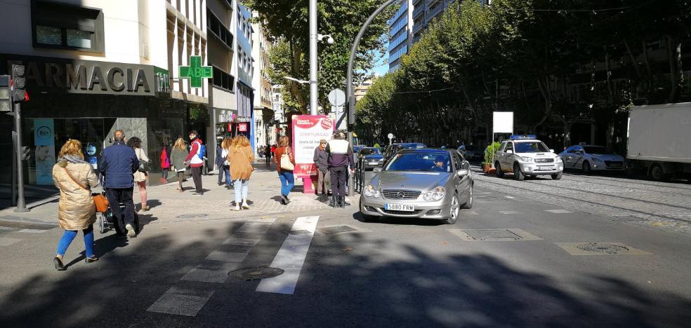 Peatonalización, sí, pero con condiciones