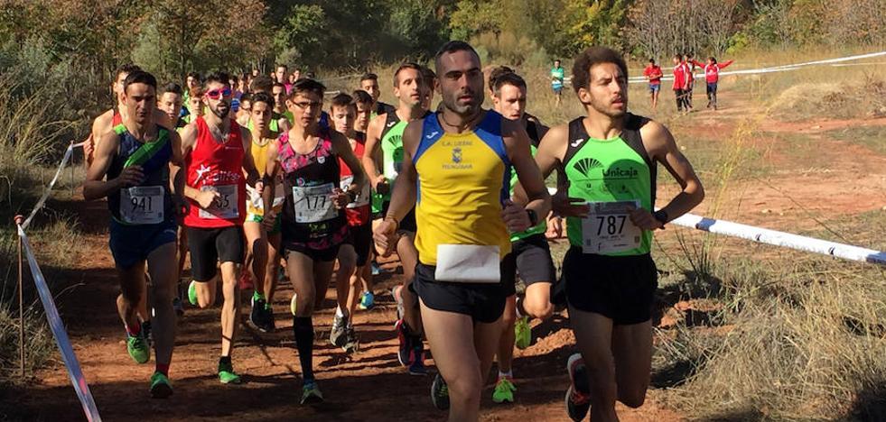 Un total de 540 atletas toman parte en La Puerta de Segura en el XII Campo a Través del Aceite Ecológico