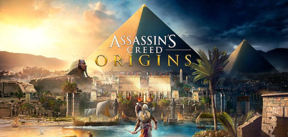 Así puedes llevarte más barato 'Assassin's Creed Origins' en el Black Friday