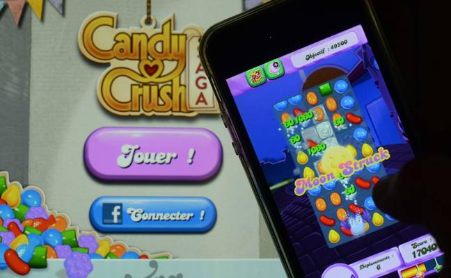 Candy Crush, cinco años cruzando caramelos