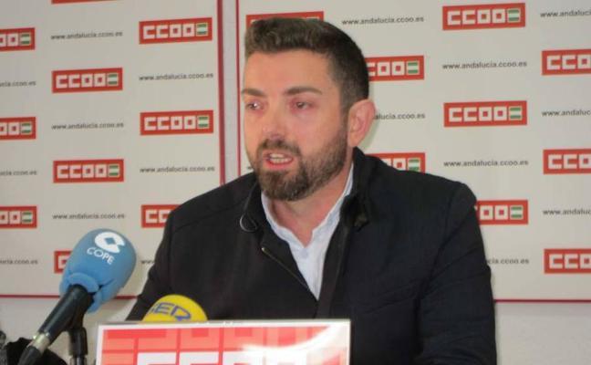 """CCOO espera que la petición de Reyes de una ITI para la provincia """"no se quede en una carta"""""""