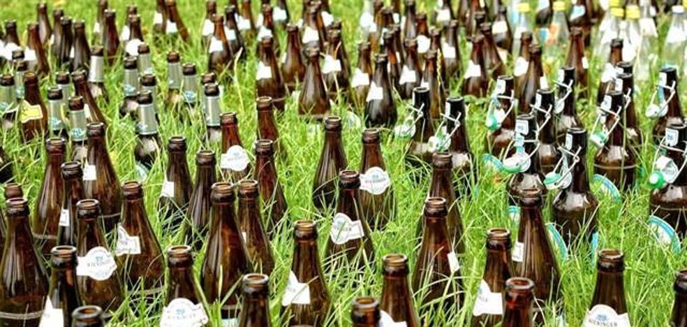 Usan desechos de la industria cervecera en la fabricación de un nuevo material aislante para techos verdes