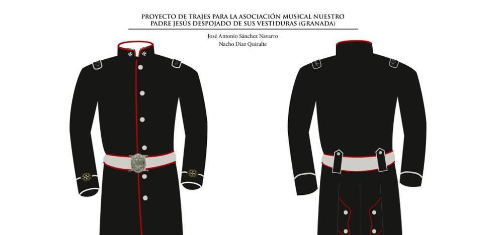 Nuevo uniforme para la Banda del Despojado
