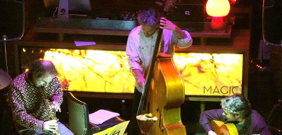 Hispanistán, jazz del sur en el Lemon Rock