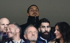Ibrahimovic se cuela en la fiesta de Suecia