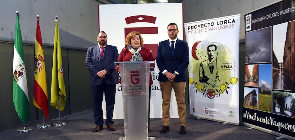 Más de 2.000 escolares de Granada se acercarán a la obra de Lorca a través del teatro