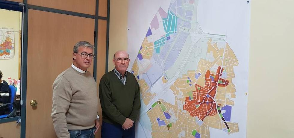 El nuevo PGOU de Ogíjares prevé casi 300.000 metros cuadrados para la ampliación del PTS
