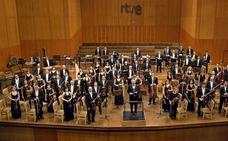 La Orquesta Sinfónica de RTVE participa en Fical con un concierto de clásicos universales del cine