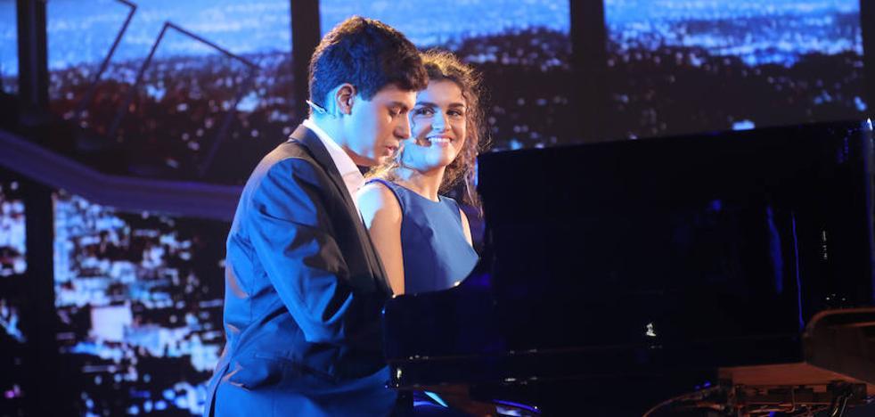 Amaia y Alfred levantan la audiencia de 'Operación Triunfo' con su 'City of stars'