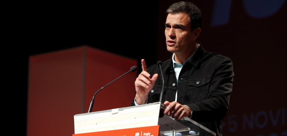 Sánchez ve «sarcástico» que Rajoy considere a los secesionistas inhabilitados «por mentir»