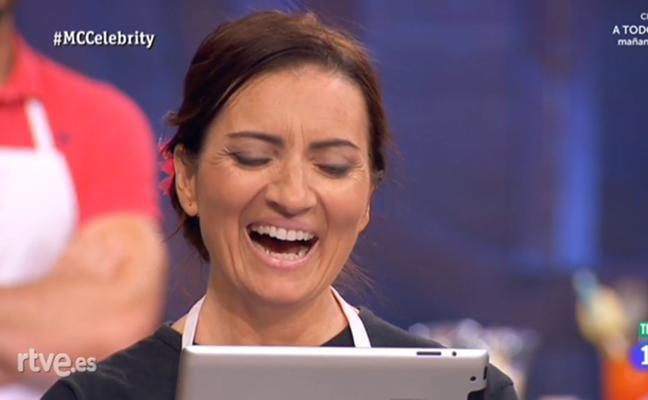 La emotiva sorpresa de Buenafuente a Silvia Abril en 'Masterchef'