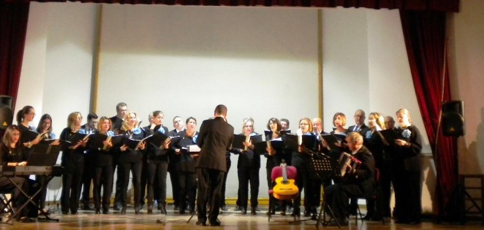La coral Virgen de Linarejos ofrece un gran concierto en Quesada