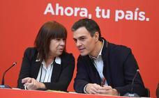 Narbona afronta 'los retos del socialismo'