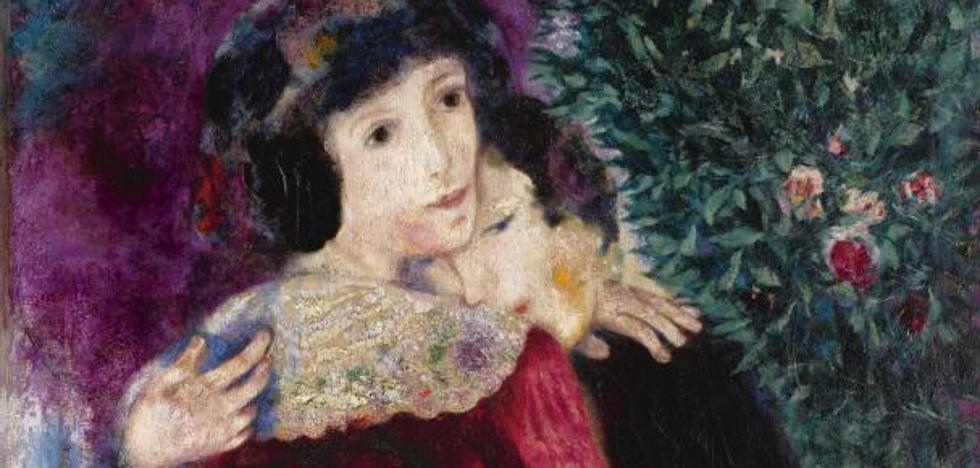 Sotheby's subasta por 28,5 millones el Chagall más cotizado de la historia