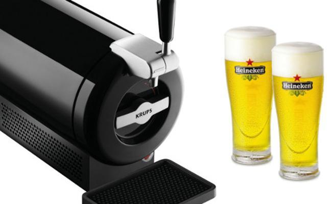 El aparato que deben tener todos los amantes de la cerveza
