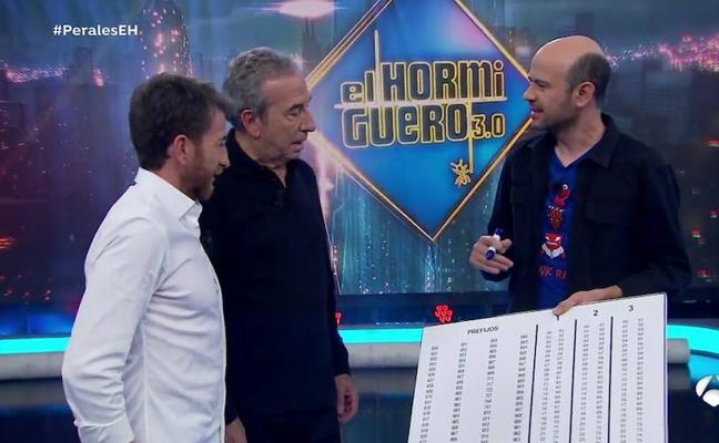 'El Hormiguero' reparte suerte en Cádiz