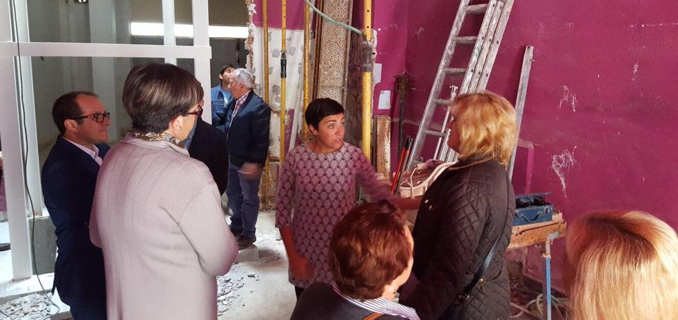 Casi cien familias de Almuñécar rehabilitan sus edificios con una inversión de la Junta de unos 105.000 euros