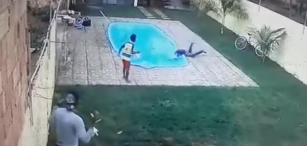 La muerte del ladrón con peor suerte del mundo