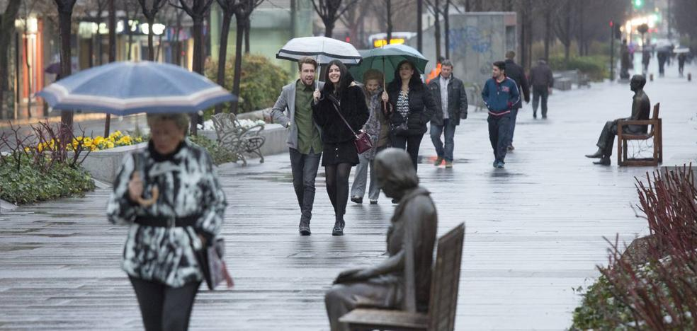 ¿Va a llover en Granada en noviembre?