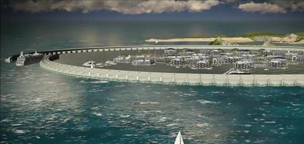 Así será la espectacular 1ª nación flotante: estará en el Pacífico y tendrá sus propias leyes