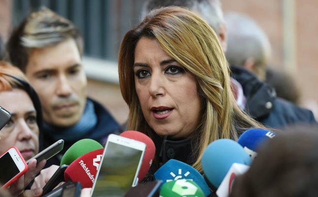 Susana Díaz anunciará medidas de empleo en el debate andaluz