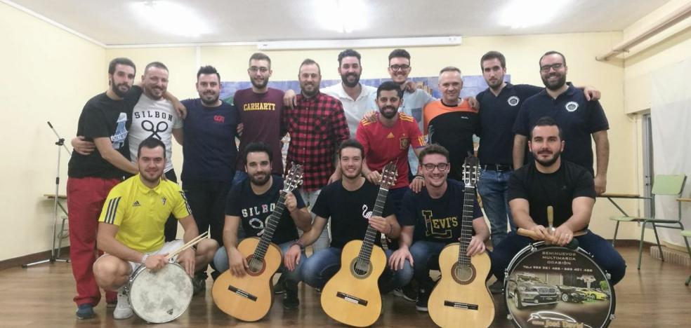 La Comparsa de Jaén actuará en el Gran Teatro Falla