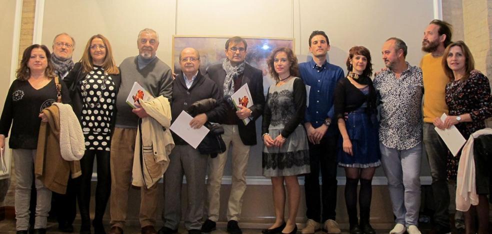 Catorce artistas plásticos materializan su relación con el alma y el duende flamenco