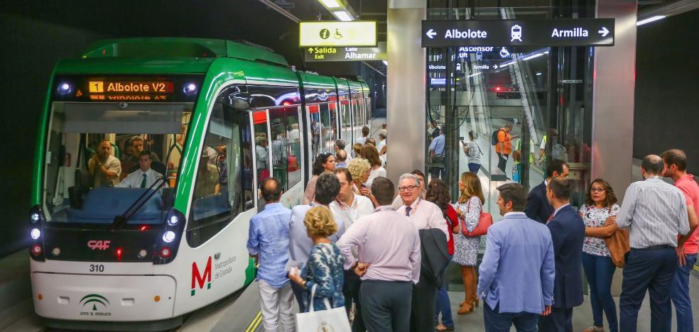 Los transbordos gratis entre bus y metro no llegarán, al menos, hasta el mes de enero