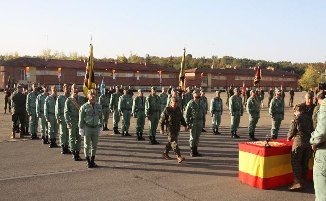 La Legión barre en el nacional de Patrullas de Tiro