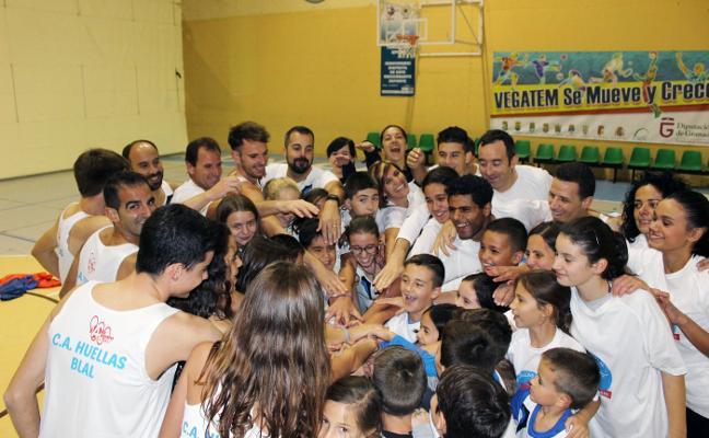 Los sueños de Mohammed Blal para su futuro en Granada