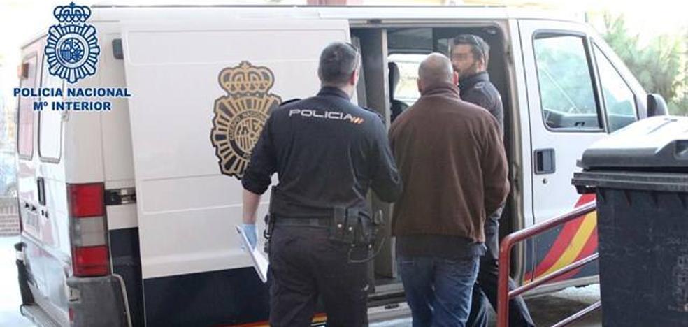 Detienen en Huércal Overa al integrante de una organización de tráfico drogas buscado en Francia