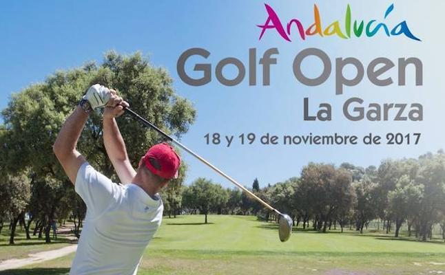 Un centenar de jugadores participará en Linares en la primera edición del Andalucía Open Golf La Garza