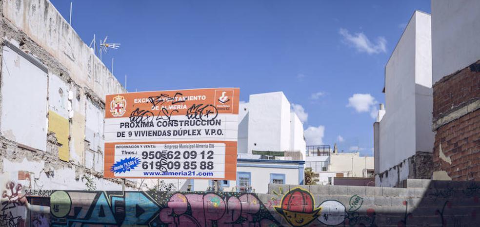Los nueve duplex VPO del Casco Histórico, saldrán en régimen de alquiler con opción a compra