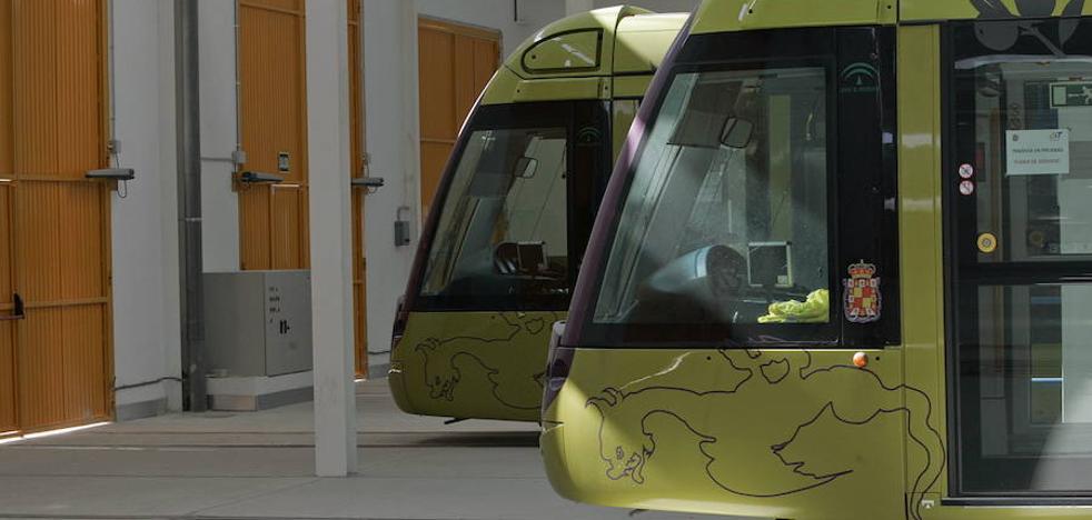 La Diputación se implica en la propuesta definitiva para que por fin circule el tranvía
