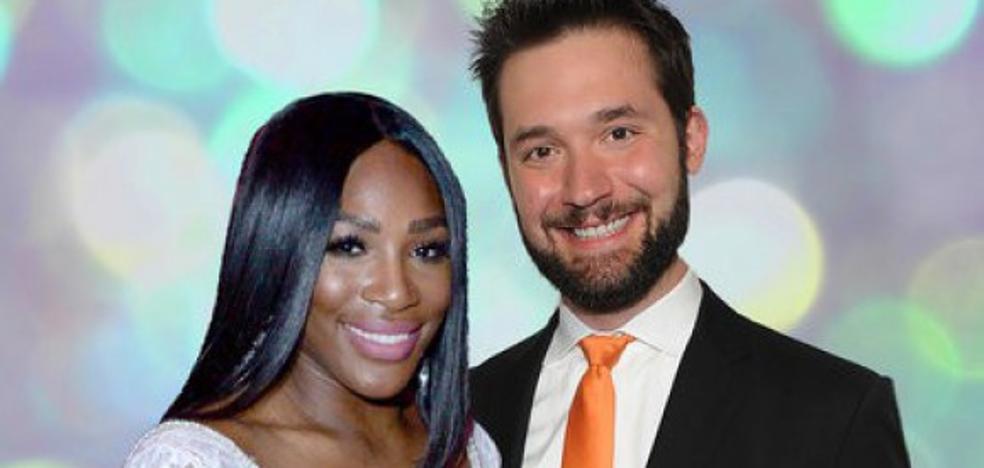Todos los detalles de la espectacular boda de Serena Williams