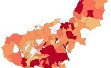 Una provincia con 63.684 camas