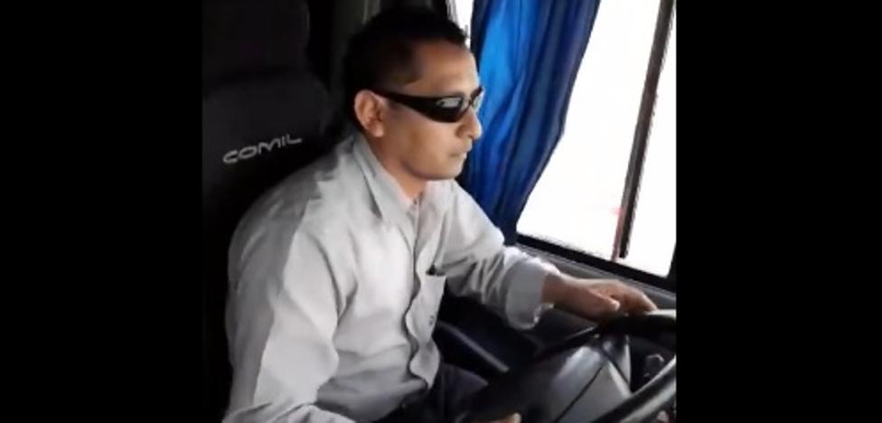 Una madre descubre que el asesino de su hijo conduce un autobús