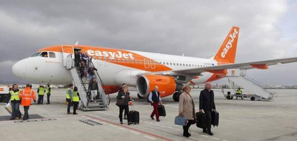 Plazas entre 15 y 25 euros para viajar desde Granada con EasyJet por el 'Black Friday'