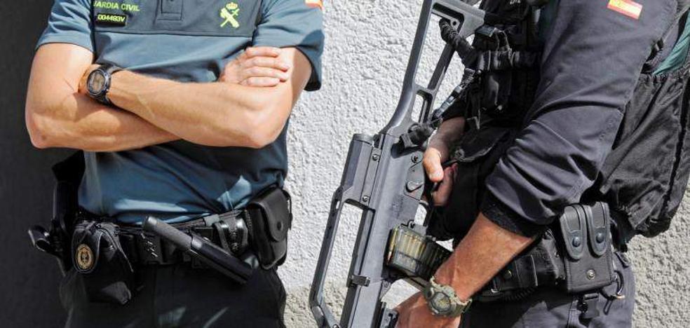 3 guardias civiles denuncian a un gimnasio de Barcelona por vetarles la entrada